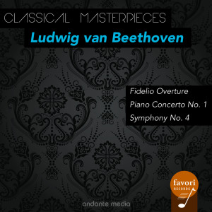Dubravka Tomsic的專輯Classical Masterpieces - Ludwig van Beethoven: Piano Concerto No. 1 & Symphony No. 4
