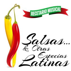 Album Salsas & Otras Especias Latinas from Candela Latin Sound