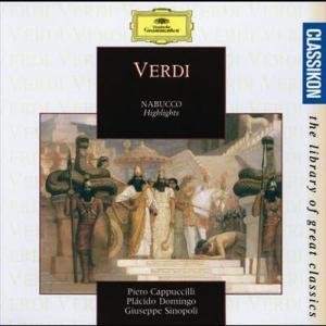 Verdi: Nabucco 1995 Various Artists