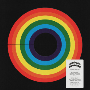 Album Rainbow Mixtape from COIN