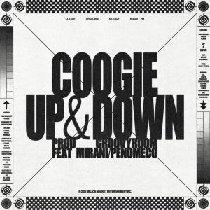 อัลบัม UP & DOWN (Feat. Mirani, PENOMECO) ศิลปิน Coogie