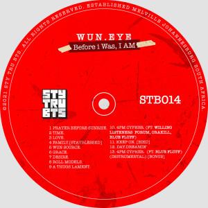 Album Before I Was, I AM from Wun.Eye