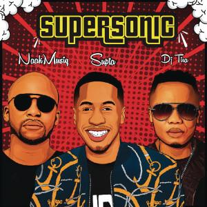 Album SuperSonic from DJ Tira