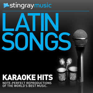 Album Stingray Music Karaoke - Latin Vol. 13 from The Karaoke Channel