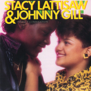 Album Perfect Combination from Stacy Lattisaw