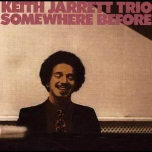Album Somewhere Before from Keith Jarrett&Charlie Haden