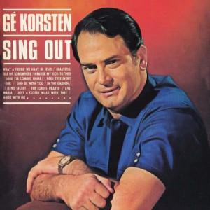 Listen to I Need Thee Every Hour song with lyrics from Ge Korsten