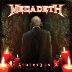 Th1rt3en 2016 Megadeth