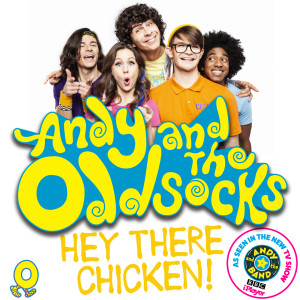 Andy And The Odd Socks的專輯Hey There Chicken!