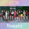 IZ*ONE Album Vampire Mp3 Download