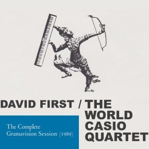 Album The Complete Gramavision Session (1989) from David First