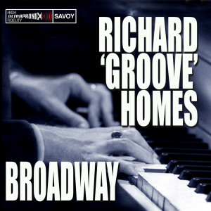 Album Broadway from Richard Holmes