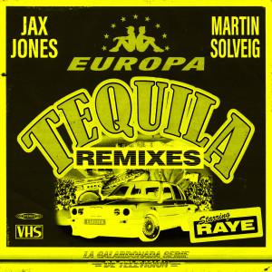 Album Tequila from Jax Jones