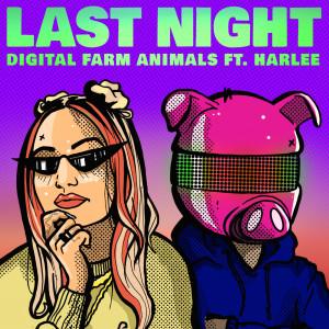 Album Last Night from Digital Farm Animals