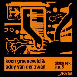Koen Groeneveld的專輯Disko Tek E.P. 5