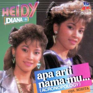 Dengarkan Biro Jodoh lagu dari Heidy Diana dengan lirik