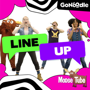 Album Line Up from Moose Tube
