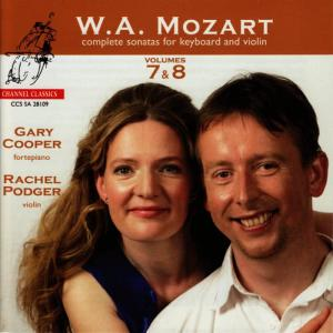 Album Mozart: Complete Sonatas for Keyboard and Violin from Gary Cooper