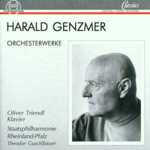 Album Harald Genzmer: Orchesterwerke from Staatsphilharmonie Rheinland-Pfalz