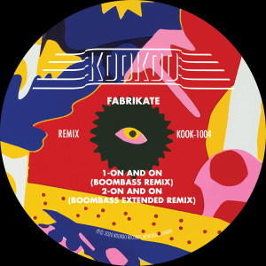 Album On and On (Boombass Remix) from Fabrikate
