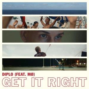 Diplo的專輯Get It Right (feat. MØ & GoldLink) [Remix]
