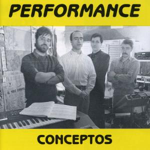 อัลบัม Conceptos ศิลปิน Perfomance