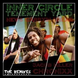 Listen to News Carryin Dread (Tenament Yard) [feat. Chronixx & Jacob Miller] (Media Banana Remix) song with lyrics from Inner Circle