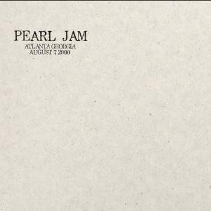 Album 2000.08.07 - Atlanta, Georgia(Explicit) from Pearl Jam