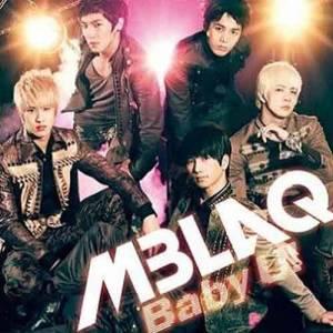 MBLAQ的專輯Baby U