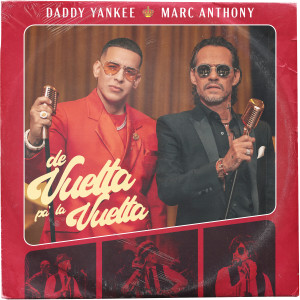 Album De Vuelta Pa' La Vuelta from Marc Anthony