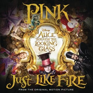 """Listen to Just Like Fire (From the Original Motion Picture """"Alice Through The Looking Glass"""") (Wideboys Remix) song with lyrics from P!NK"""