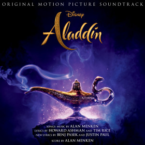 羣星的專輯Aladdin