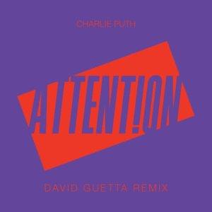 Charlie Puth的專輯Attention (David Guetta Remix)