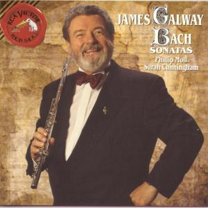 Album Galway Plays Bach from James Galway