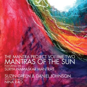 Album The Mantra Project, Vol. II: Mantras of the Sun from Suzin Green