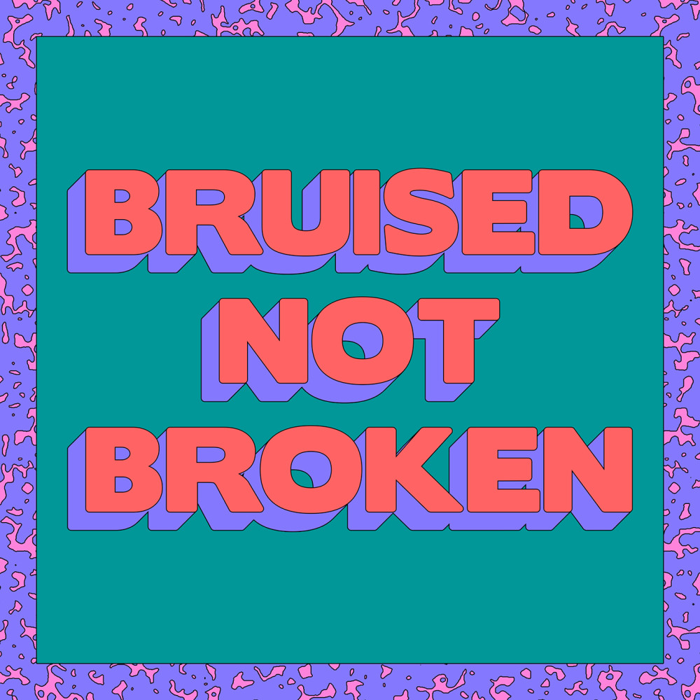 ฟังเพลงอัลบั้ม Bruised Not Broken (feat. MNEK & Kiana Ledé) [Merk & Kremont Remix]
