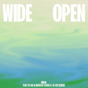 Album Wide Open (feat. Ta-ku & Masego) (Cabu & Ta-ku Remix) from Wafia