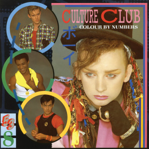 Colour By Numbers 2003 Culture Club