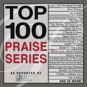 Album Top 100 Praise Series from Maranatha