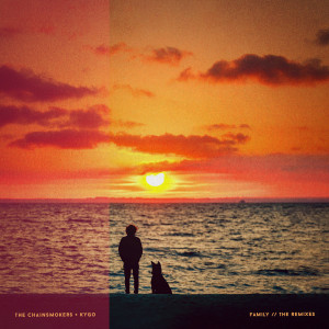 Album Family - The Remixes from The Chainsmokers