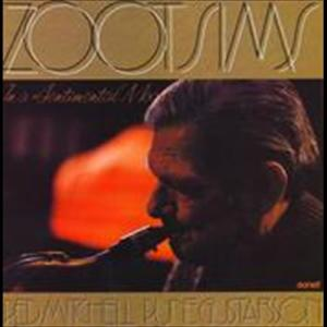 In A Sentimental Mood 1985 Zoot Sims