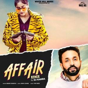 Album Affair (Remix Version) from Dilpreet Dhillon