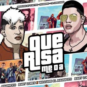 Album Que Risa Me Da from Baby Lores