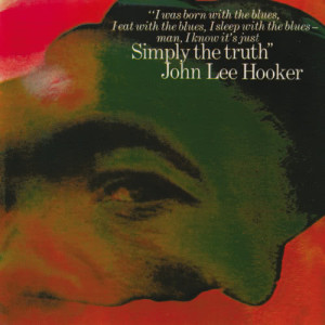 John Lee Hooker的專輯Simply The Truth