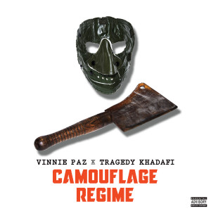 Album Camouflage Regime from Vinnie Paz