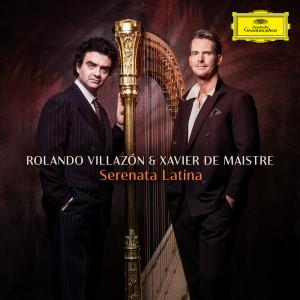 Album Serenata Latina from Rolando Villazon