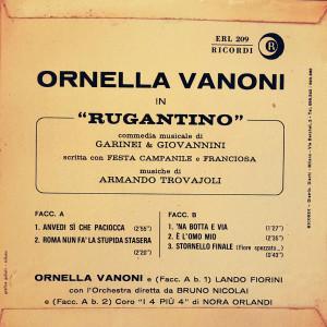 """Listen to Stornello Finale """"Fiore Spezzato"""" song with lyrics from Ornella Vanoni"""