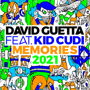 Album Memories (feat. Kid Cudi) [2021 Remix] from David Guetta