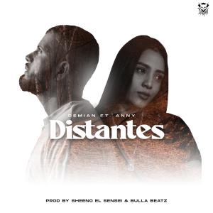 Album Distantes from ANNY