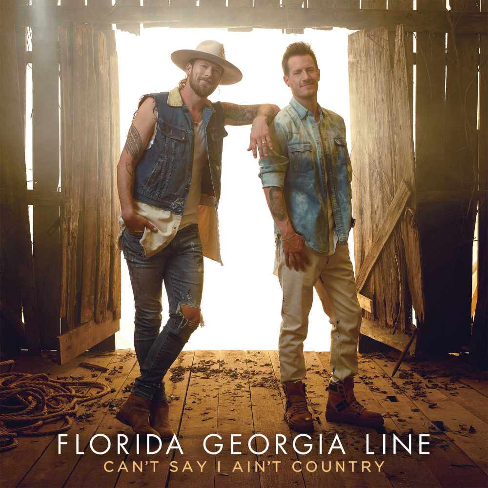 Can't Hide Red 2019 Florida Georgia Line; Jason Aldean
